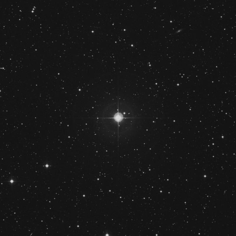 Image of 60 Herculis star