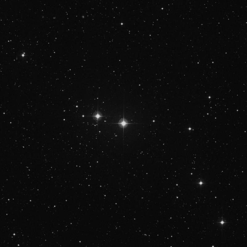 Image of 63 Herculis star