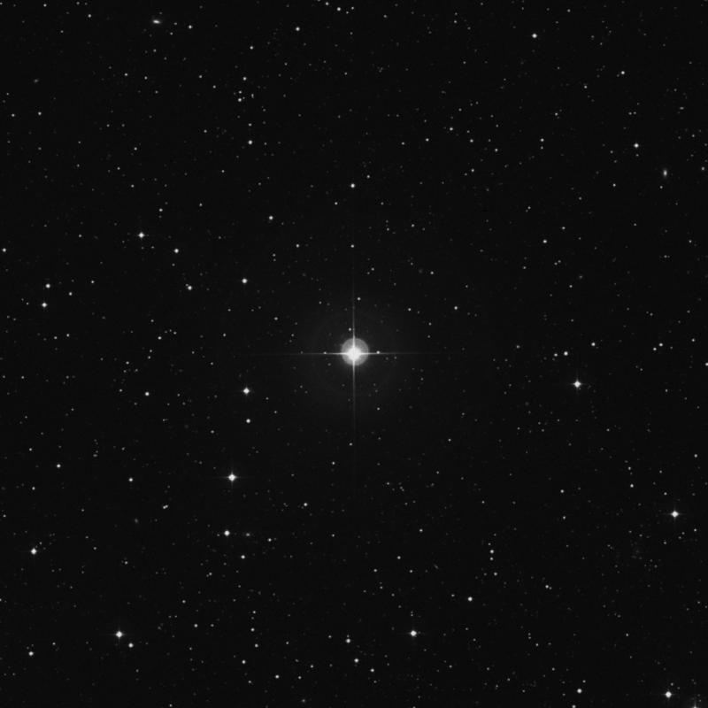 Image of 68 Herculis star