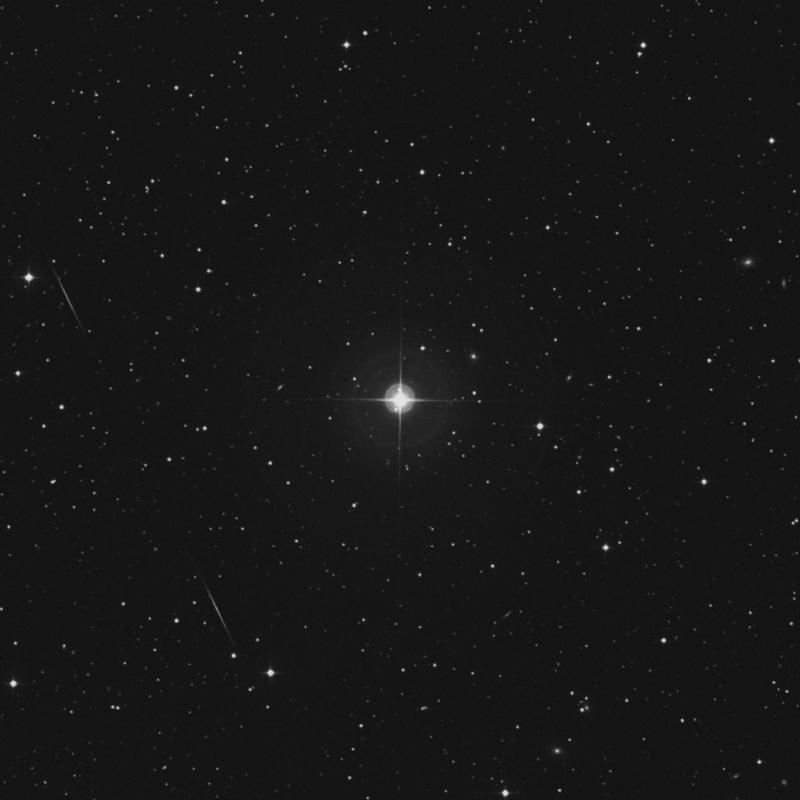 Image of HR6444 star