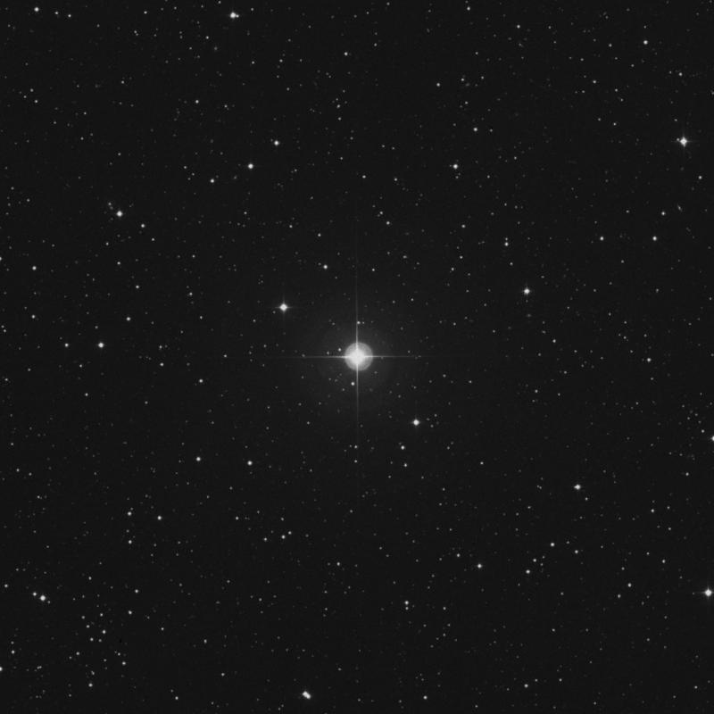 Image of 70 Herculis star