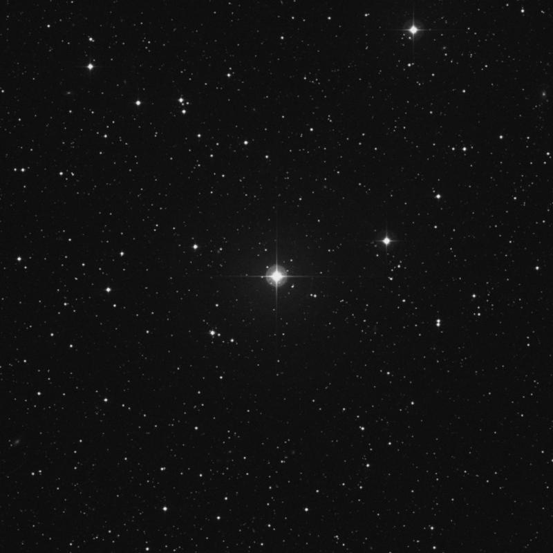 Image of 79 Herculis star