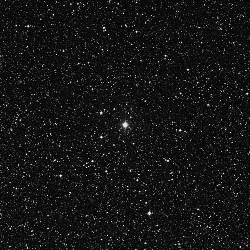 Image of HR6600 star