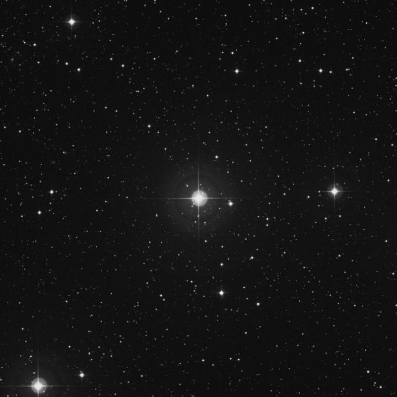 Image of 83 Herculis star