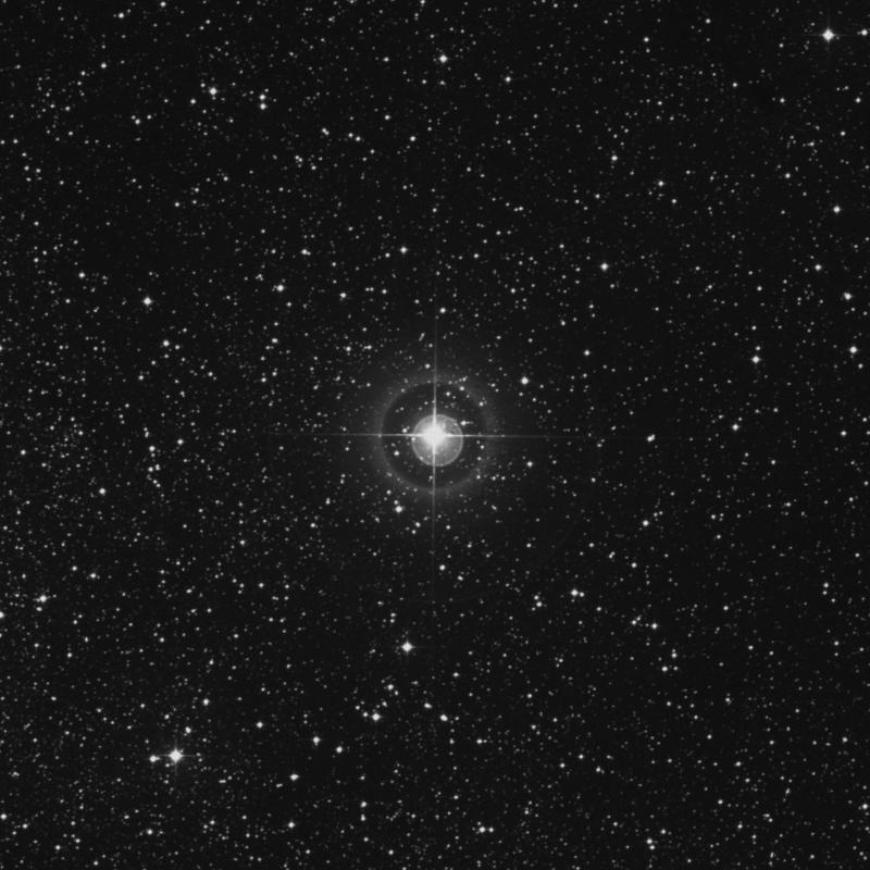 Image of 3 Sagittarii star