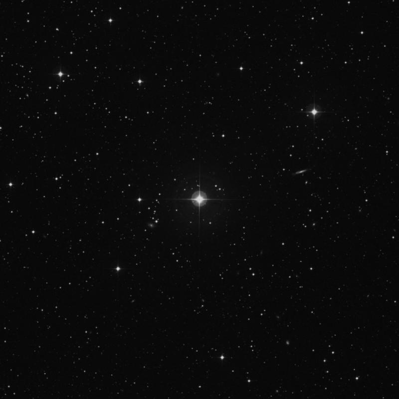 Image of HR6625 star