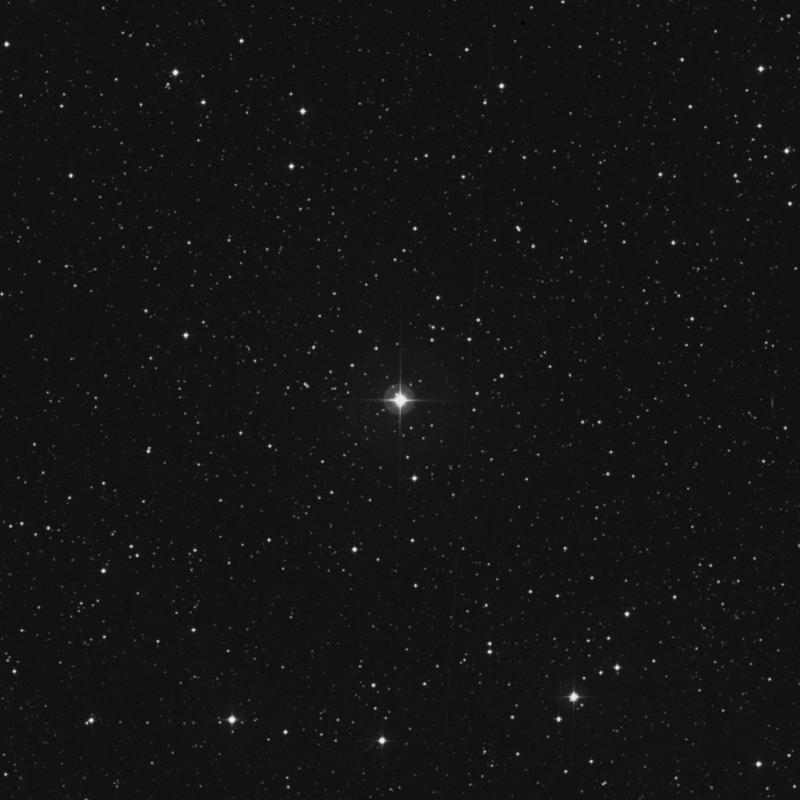 Image of HR6642 star
