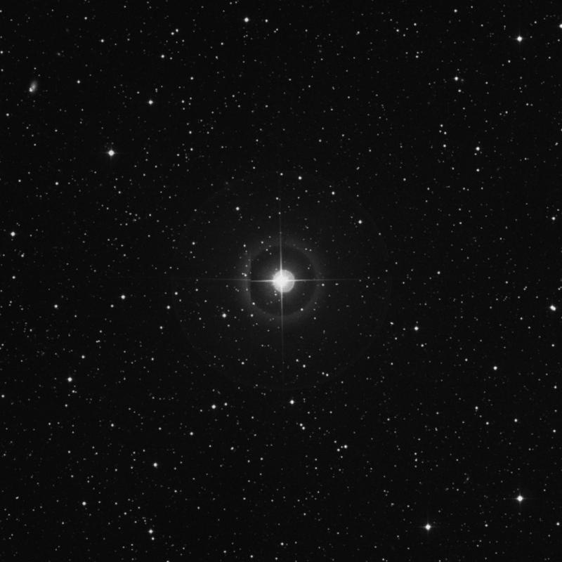 Image of 87 Herculis star