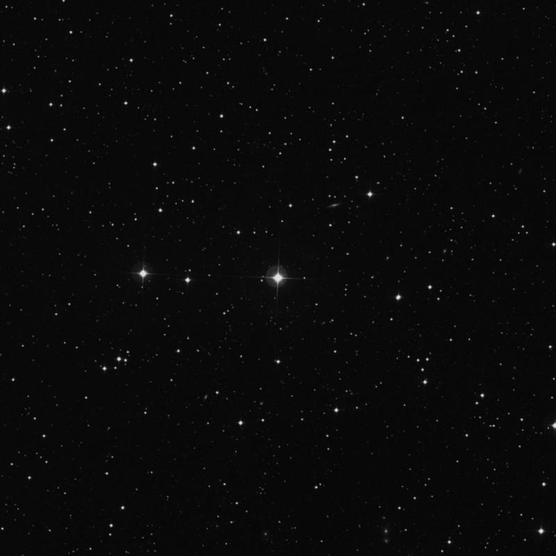 Image of 88 Herculis star