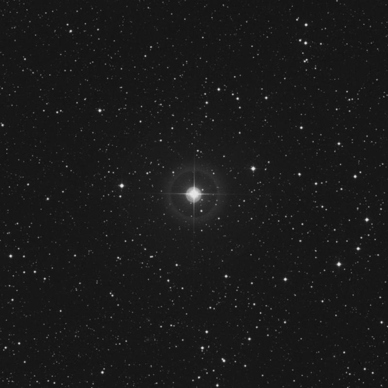 Image of 89 Herculis star