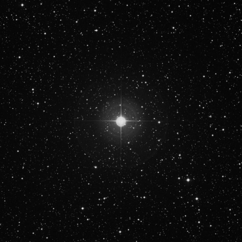 Image of 93 Herculis star