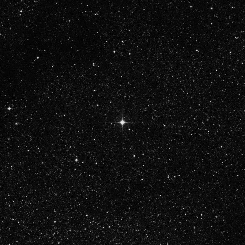 Image of 6 Sagittarii star