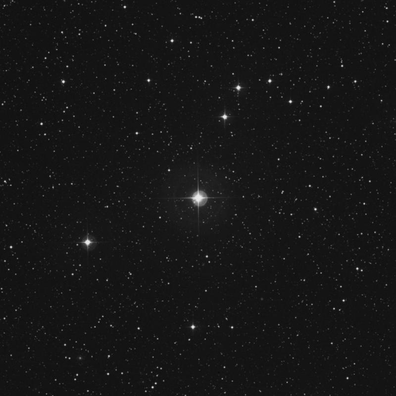 Image of 96 Herculis star