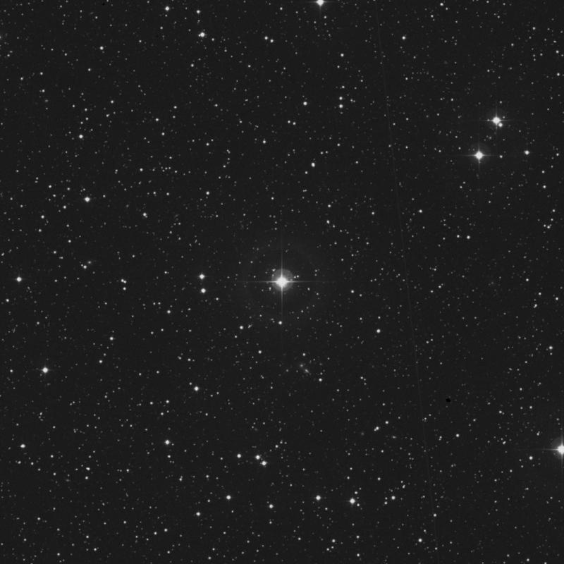 Image of 97 Herculis star