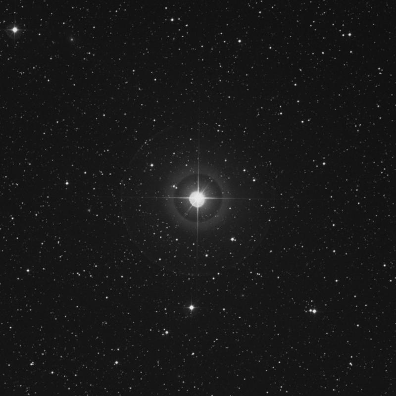 Image of 98 Herculis star