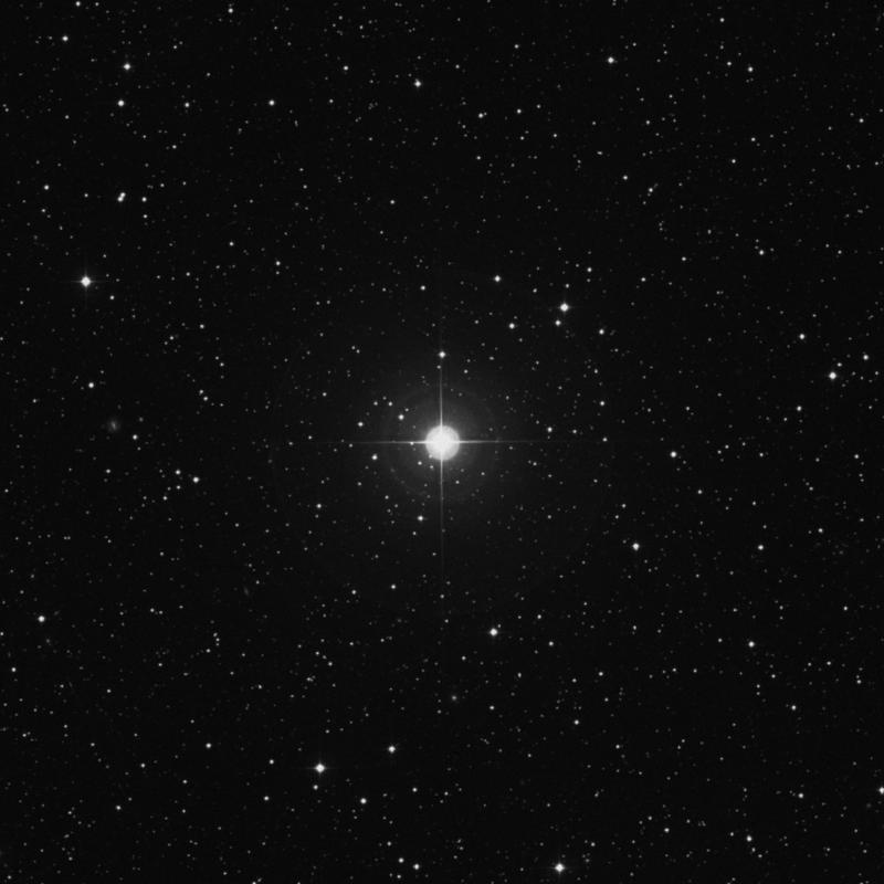 Image of 99 Herculis star