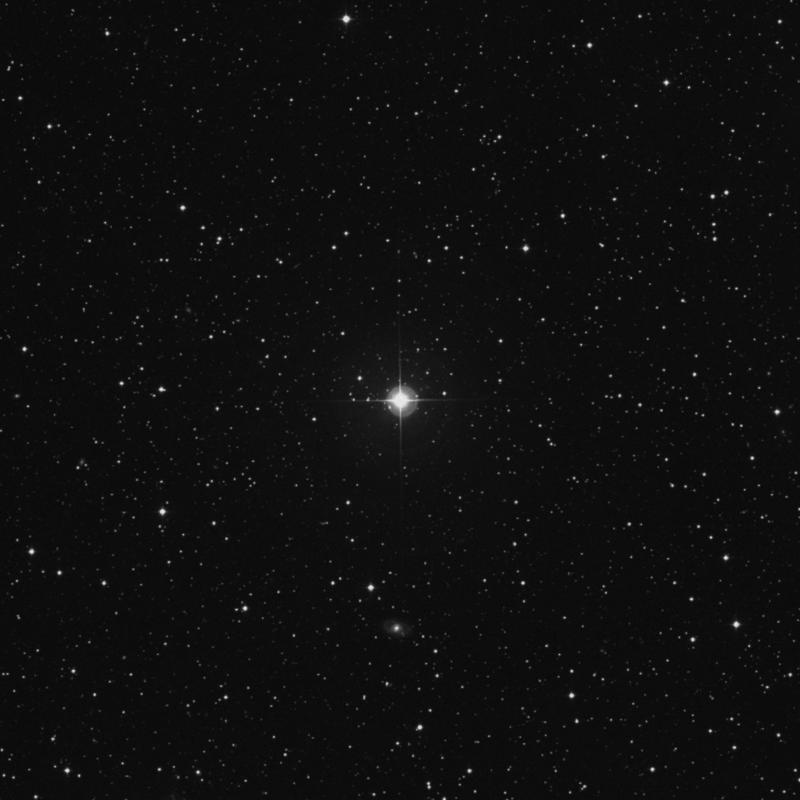 Image of HR6799 star