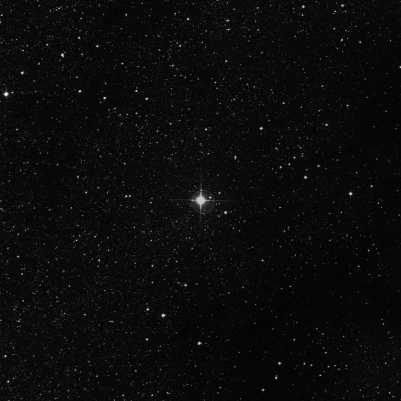 Image of 11 Sagittarii star