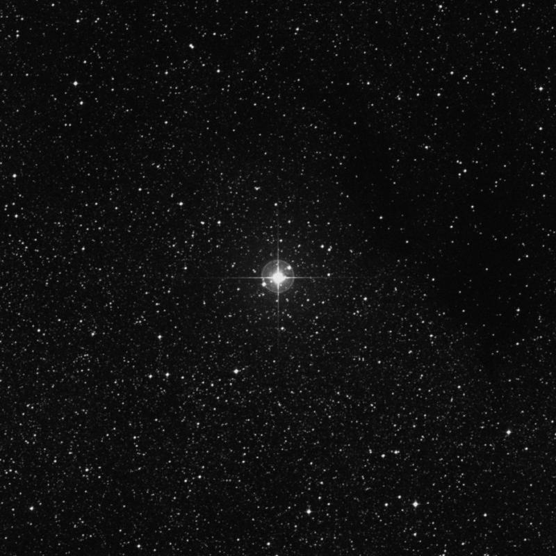 Image of Polis - μ Sagittarii (mu Sagittarii) star