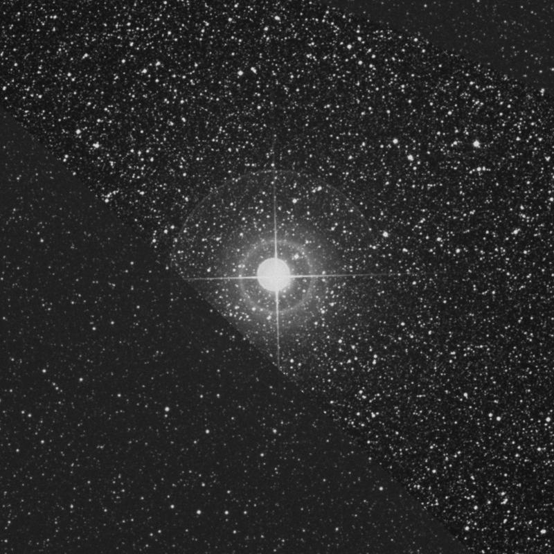 Image of η Sagittarii (eta Sagittarii) star