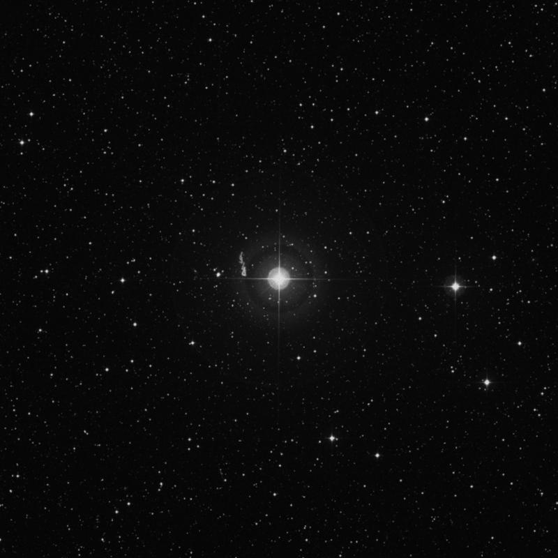 Image of 105 Herculis star