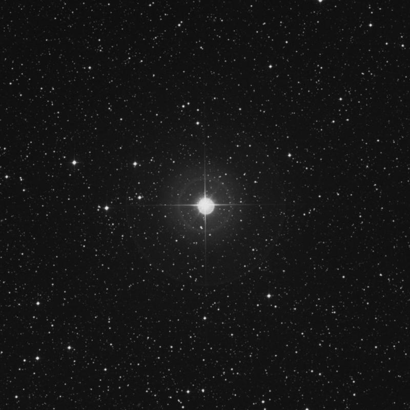 Image of 106 Herculis star