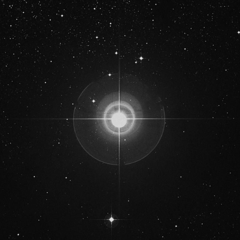 Image of η Serpentis (eta Serpentis) star