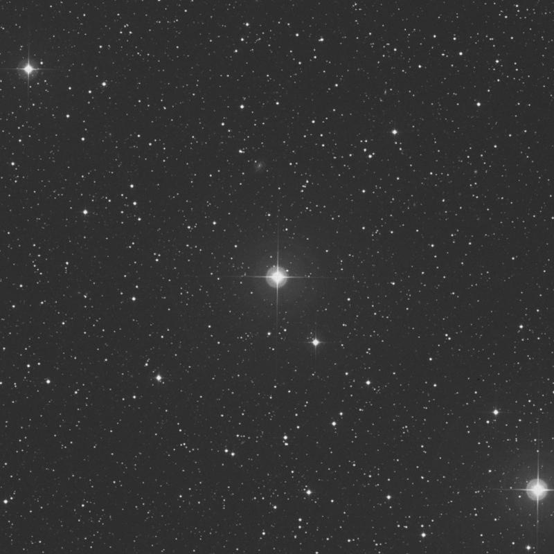 Image of 108 Herculis star