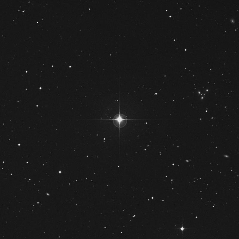 Image of 71 Ceti star