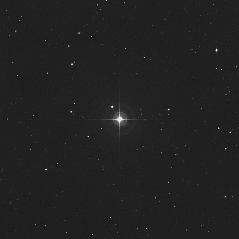 Image of HR710 star