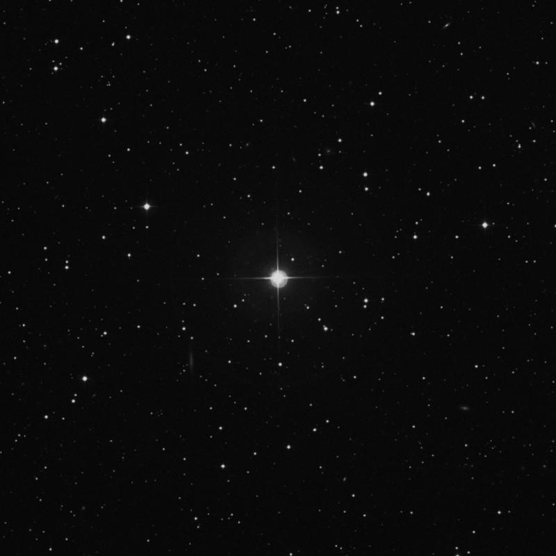 Image of 11 Trianguli star