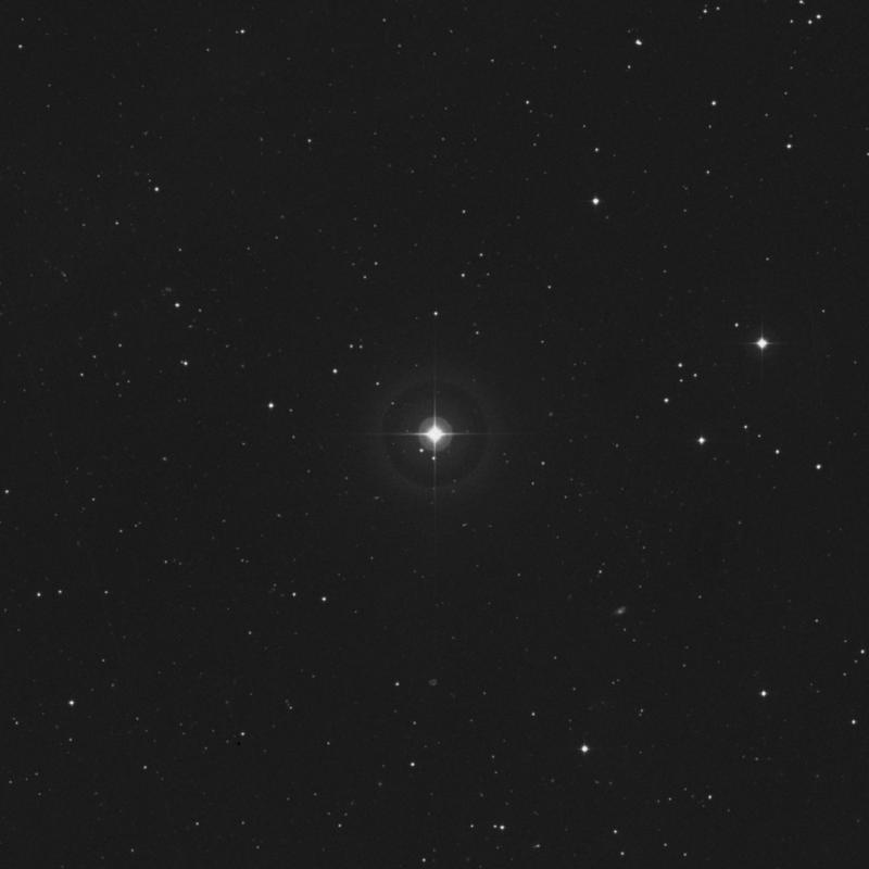 Image of 26 Arietis star