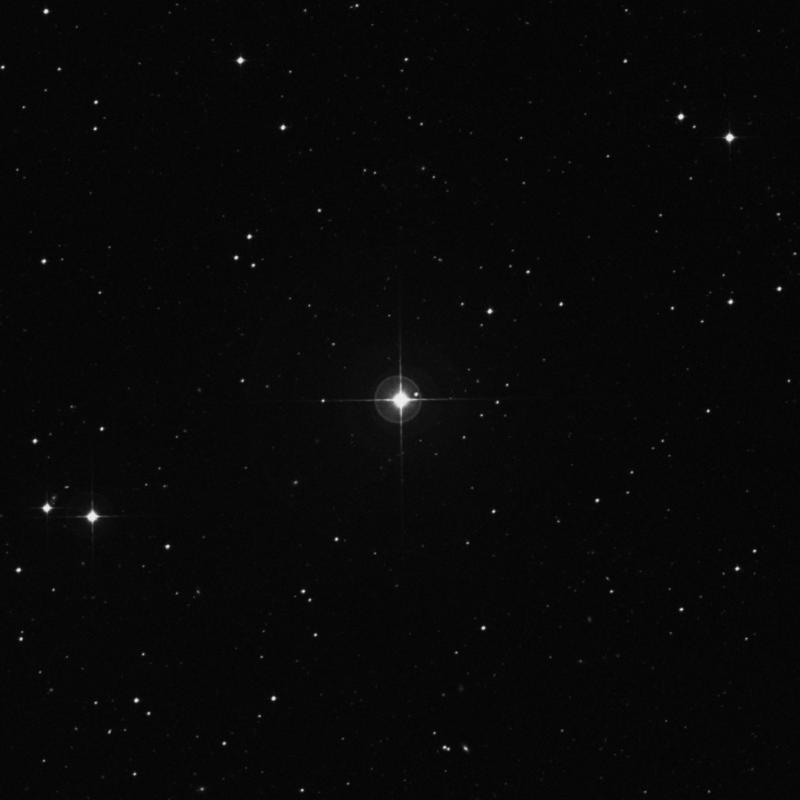 Image of HR733 star
