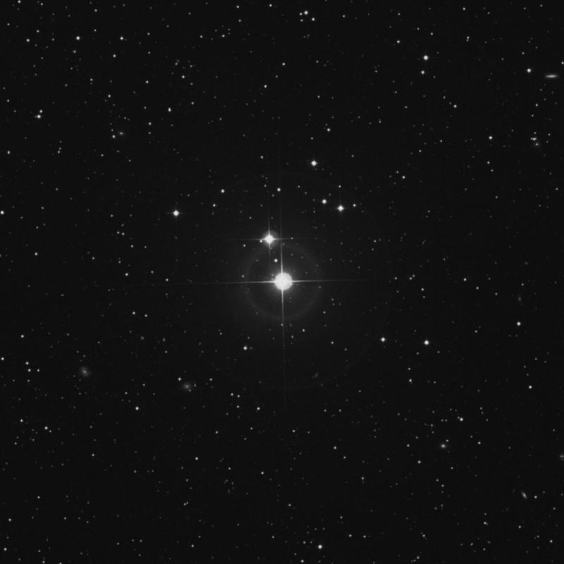 Image of 15 Trianguli star