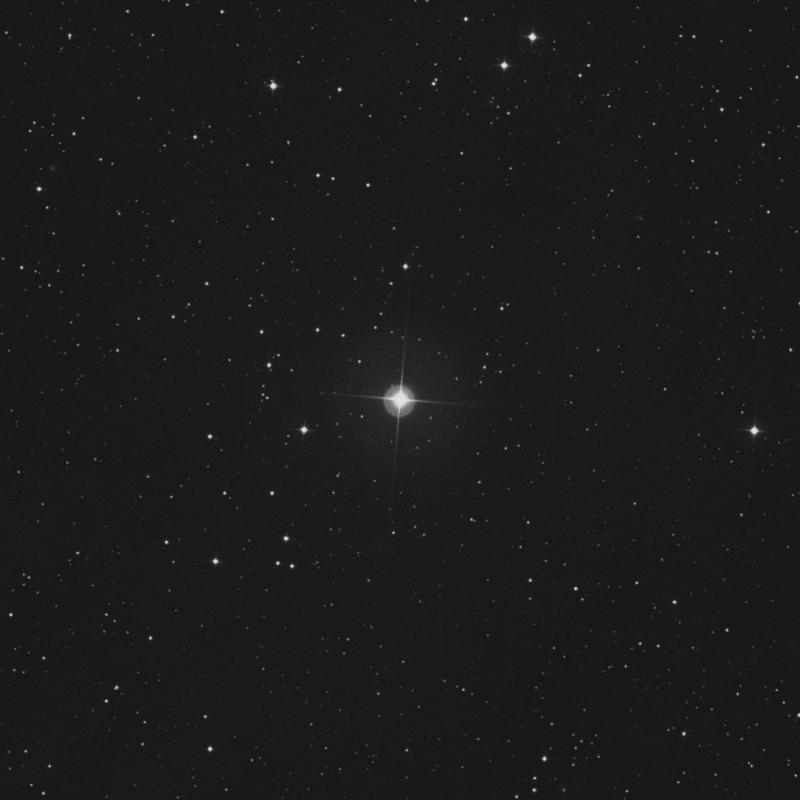Image of HR774 star