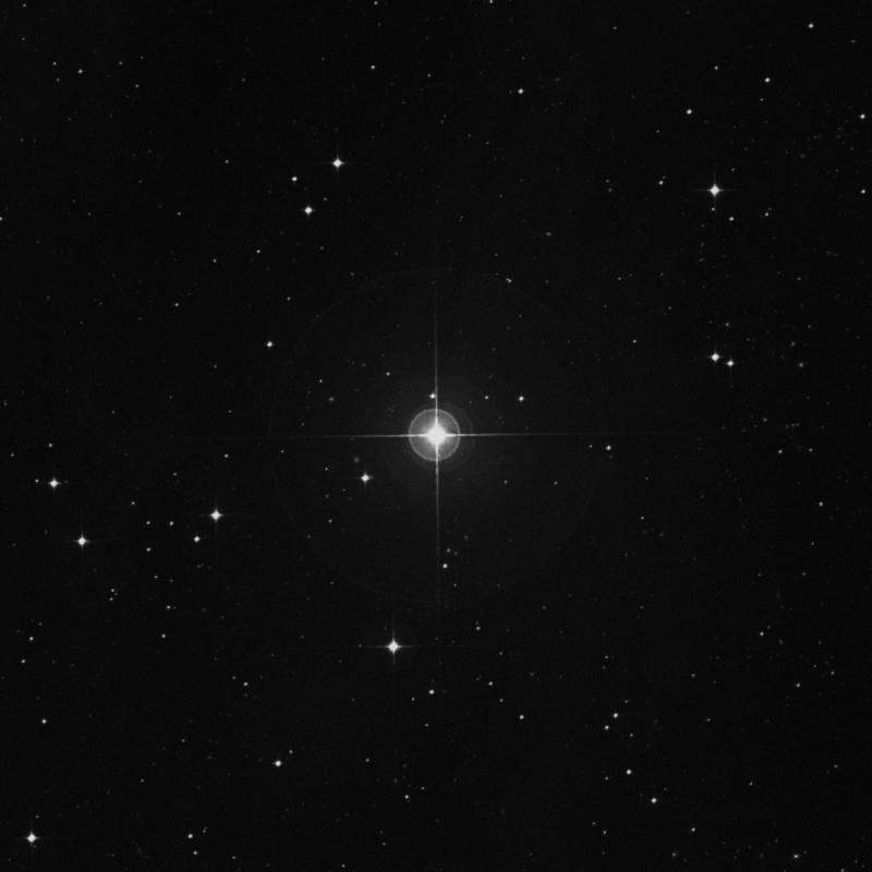 Image of ι2 Fornacis (iota2 Fornacis) star