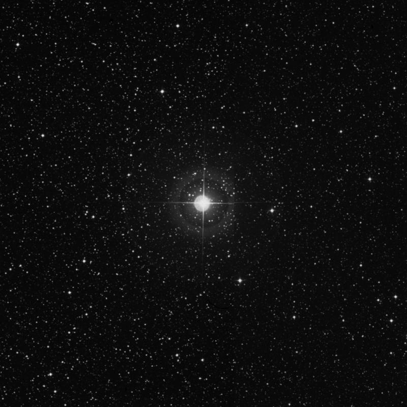 Image of 110 Herculis star