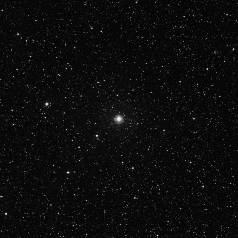 Image of 112 Herculis star