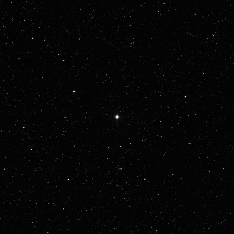 Image of 33 Sagittarii star