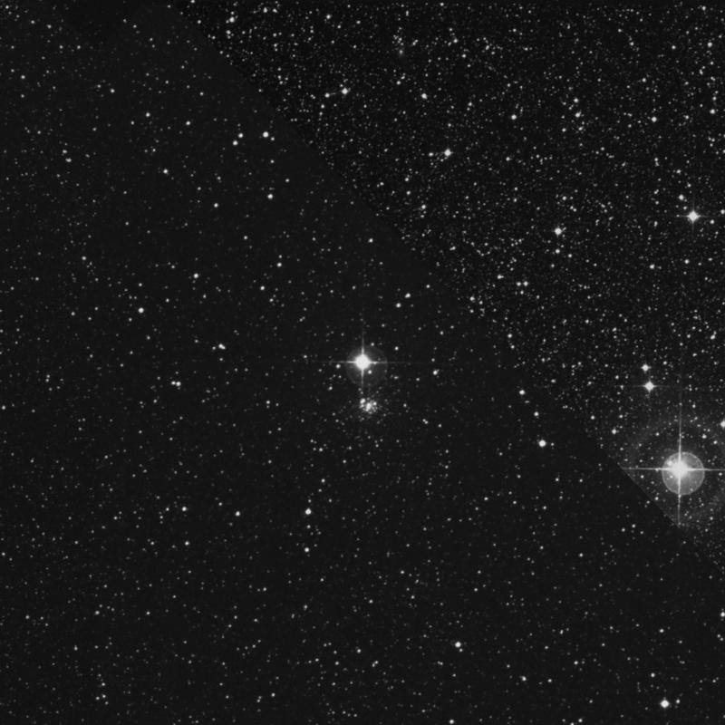Image of ν2 Sagittarii (nu2 Sagittarii) star