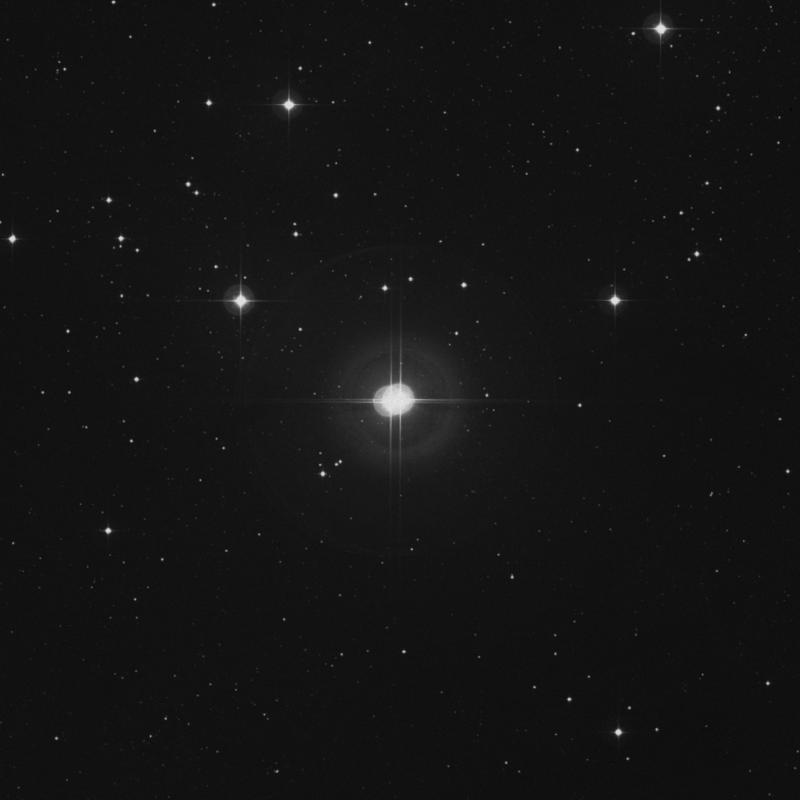 Image of Alya - θ1 Serpentis (theta1 Serpentis) star