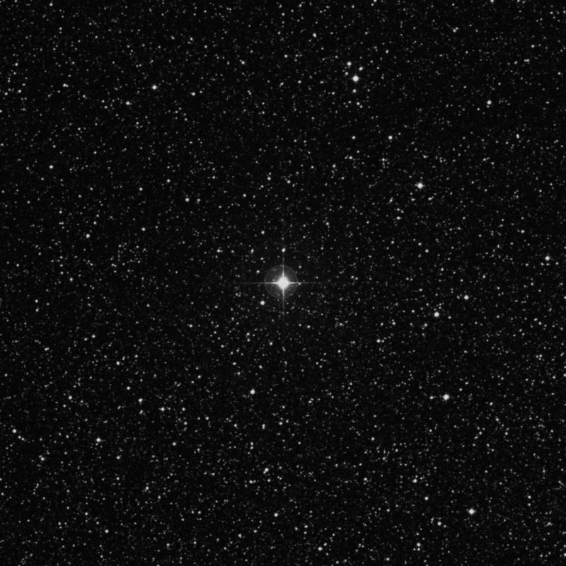 Image of η Scuti (eta Scuti) star