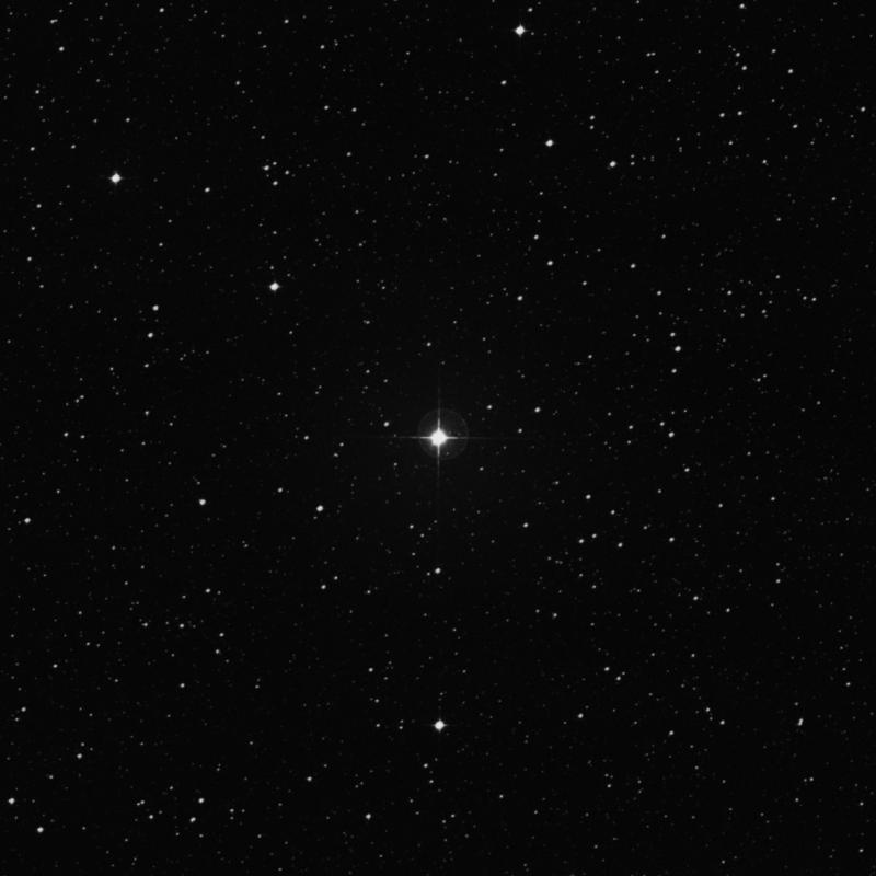Image of 50 Sagittarii star