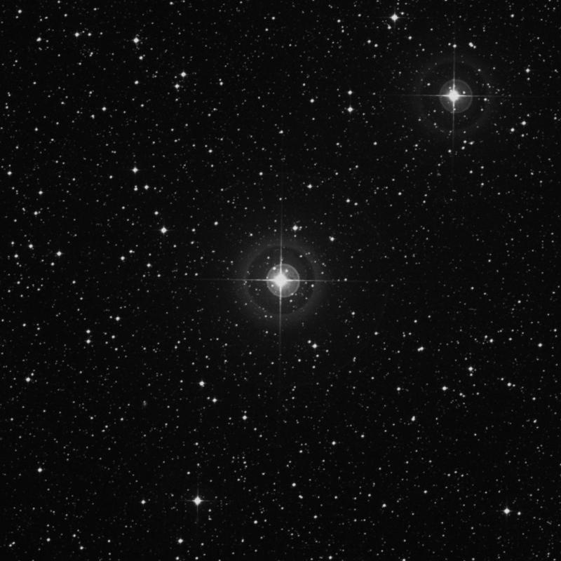 Image of 52 Sagittarii star