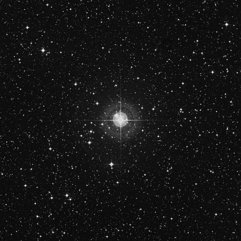 Image of 54 Sagittarii star