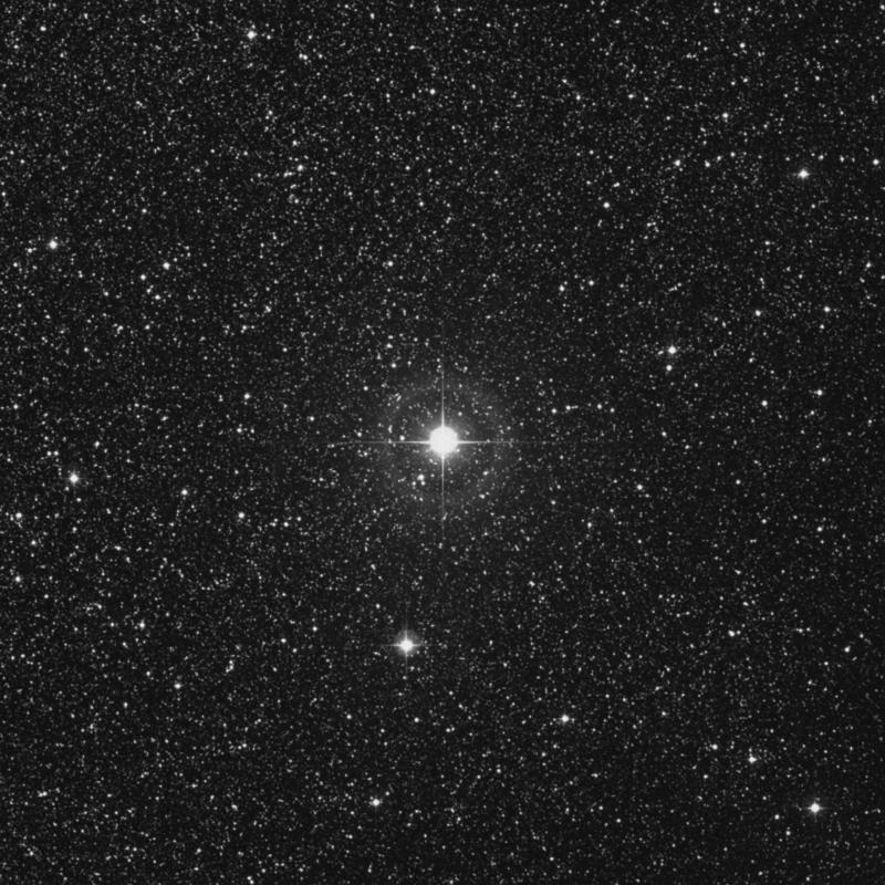 Image of Sham - α Sagittae (alpha Sagittae) star