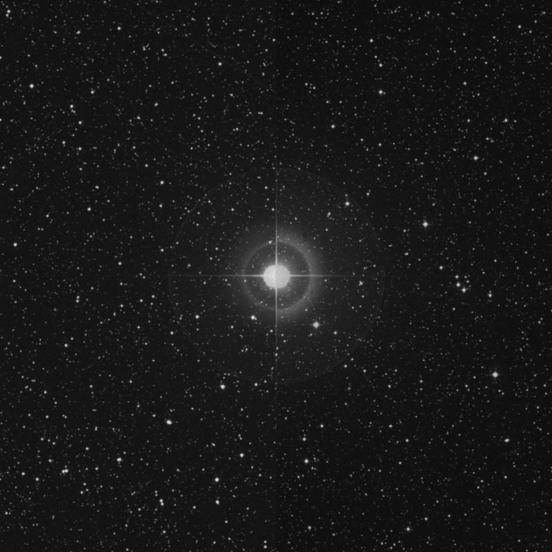 Image of η Aquilae (eta Aquilae) star
