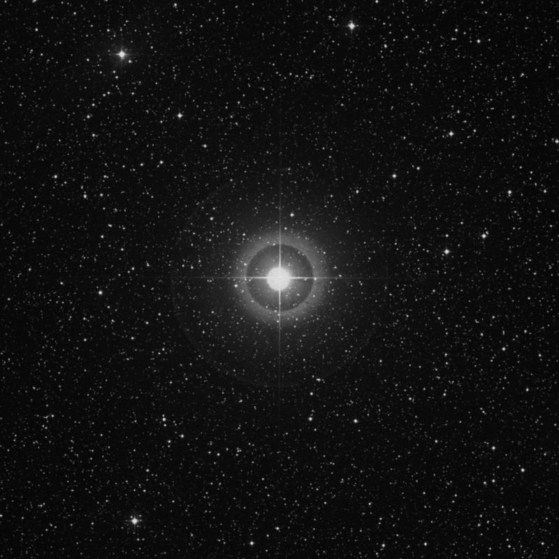 Image of Alshain - β Aquilae (beta Aquilae) star