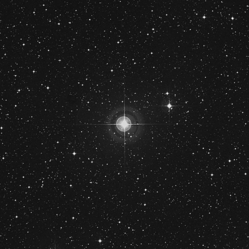 Image of 61 Sagittarii star
