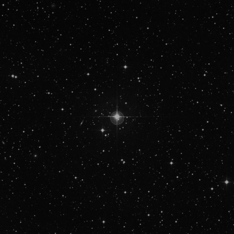 Image of HR7629 star